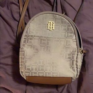 Never used Tommy Hilfiger backpack mini.